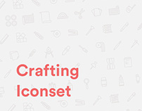 Crafting Iconset
