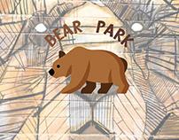 Bear park logo