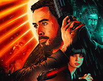 Blade Runner 2049 Tribute