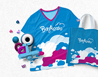 Bajkowo, nursery visual identity