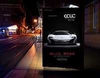 Chicheng Used car brand visual design