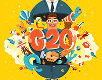 G20 - Of One Mind