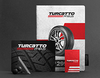 Turcatto Pneus | Visual Identity