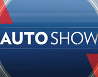 Cleveland Auto Show Motion Graphics