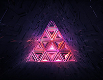 3D // Triangles Forever