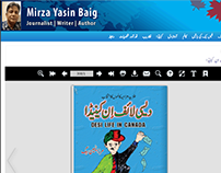 Mirza Yasin Baig's Website