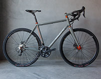 Caletti Cycles Adventure Road Bike for George