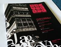 Revista - Comunicación Tipográfica Universitaria
