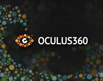 Brand Identity Design • Oculus360