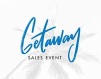 Getaway Sales Event