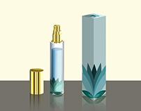 perfume rendering