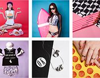 Social Media Portfolio 2014-2015