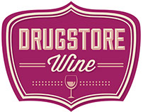 Drugstore Wine logo