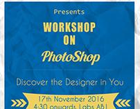 Workshop Poster Recreate