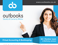 Outbooks Marketing Collatral
