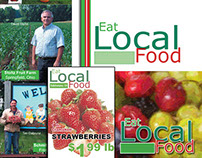 Eat Local Food Campaign