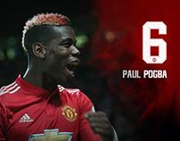 FIFA ONLINE 3 Man Utd Club Tour Event Web Banner