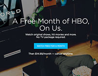 HBO NOW Order Site