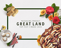 Great Land | Packaging