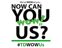#TDWOWUs User Generated Content (Concept)