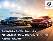 BMW Summer Drive Event Video