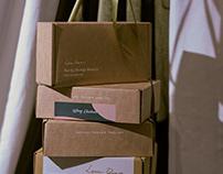Packaging Design / LOVEDEAR 聖誕節包裝設計