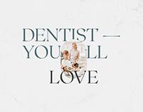 TL Dental: Website