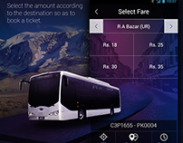 bPass - Bus Ticket App