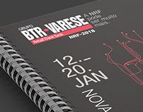 Book Kit do Participante - BTR-Varese