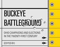 Buckeye Battleground book jacket design