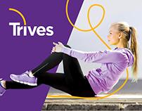 «Trives» — Rebranding