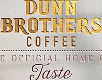 Dunn Brothers Coffee Branding