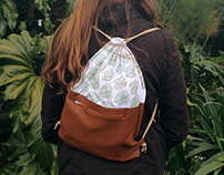 Tulas Estampadas- Printed Gym bags