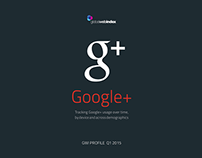 Google+ Profile Report