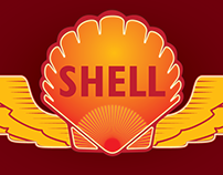 Shell Sign Recreate