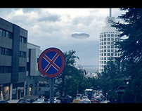Ankara and Aliens (After Effects)