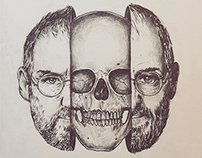Famous Skulls