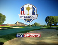 Ryder Cup Reel 2016