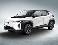 Subaru Electric SUV Concept