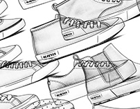 Product illustrations for SeaVees