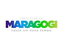 Identidade Visual Prefeitura de Maragogi/AL