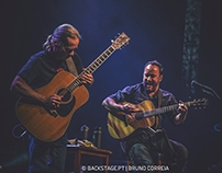 Dave Matthews & Tim Reynolds - Coliseu do Porto