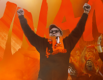 2016 Houston Dynamo match graphics