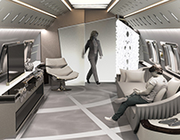 Private Jet Design