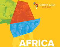 Brochure Design for Conference in Africa