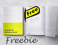 Brand Manual - Free Download