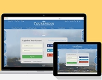 Responsive Web Design for Tourepedia