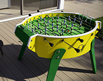 Baby-Trucs - Table Football diversions