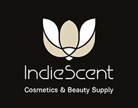 Indie Scent Logotype & Identity