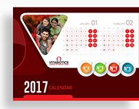 Vitabiotics Calendar 2017
